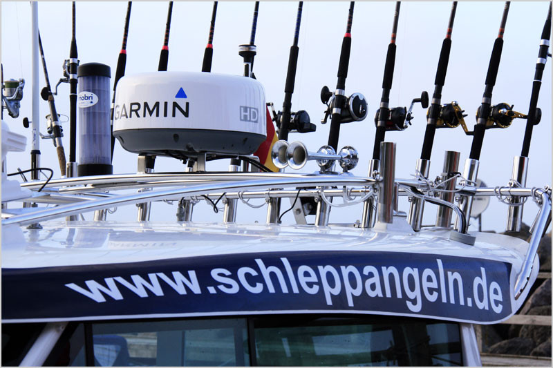 Unser Guiding-Boot